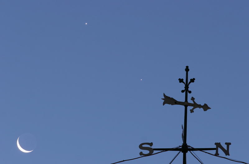 Wind Vane Conjunction
