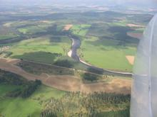 Gliding in Aboyne